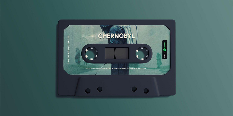 Chernobyl Spotify Inspired Playlist