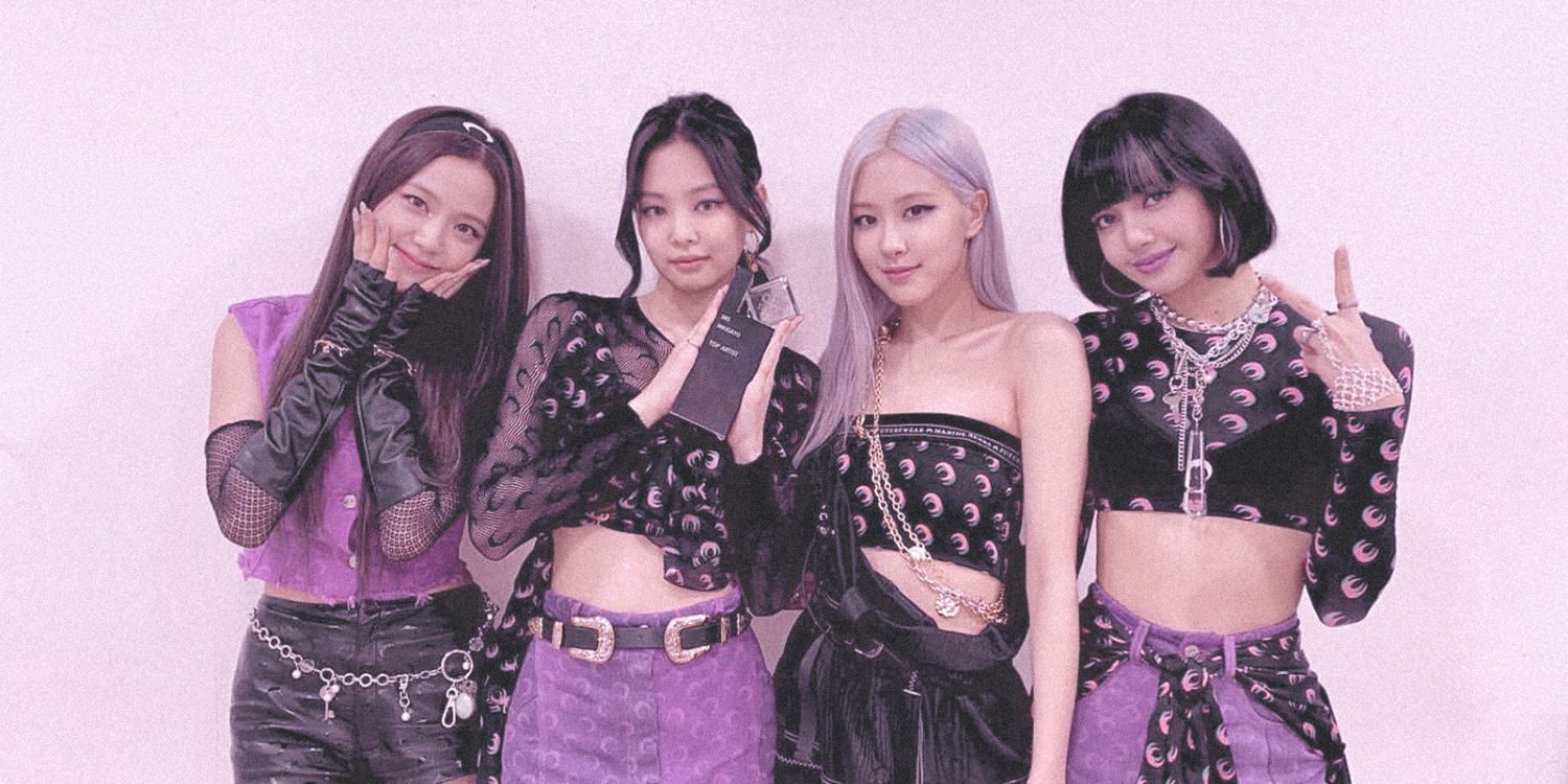 Dress Up Like BlackPink at Inkigayo