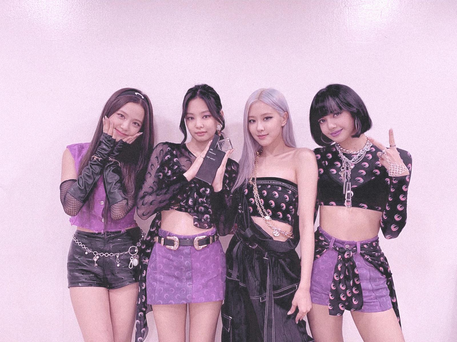 Dress Up Like BlackPink at Inkigayo