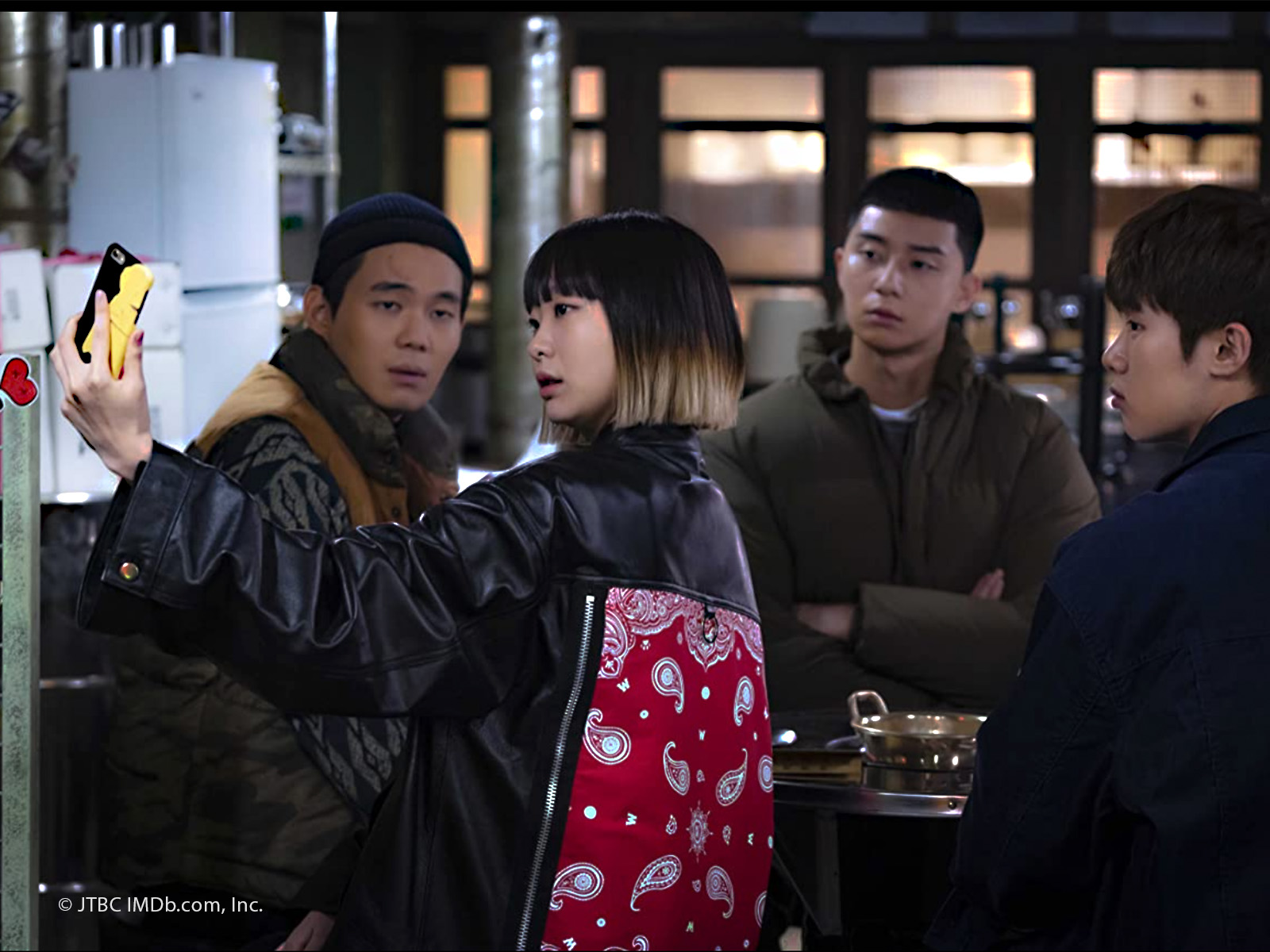 Dress Up like Jo Yi‑seo in Itaewon Class jtbc imdb