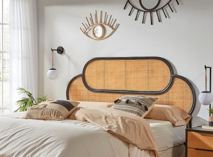 eye-shaped mirrors kave home