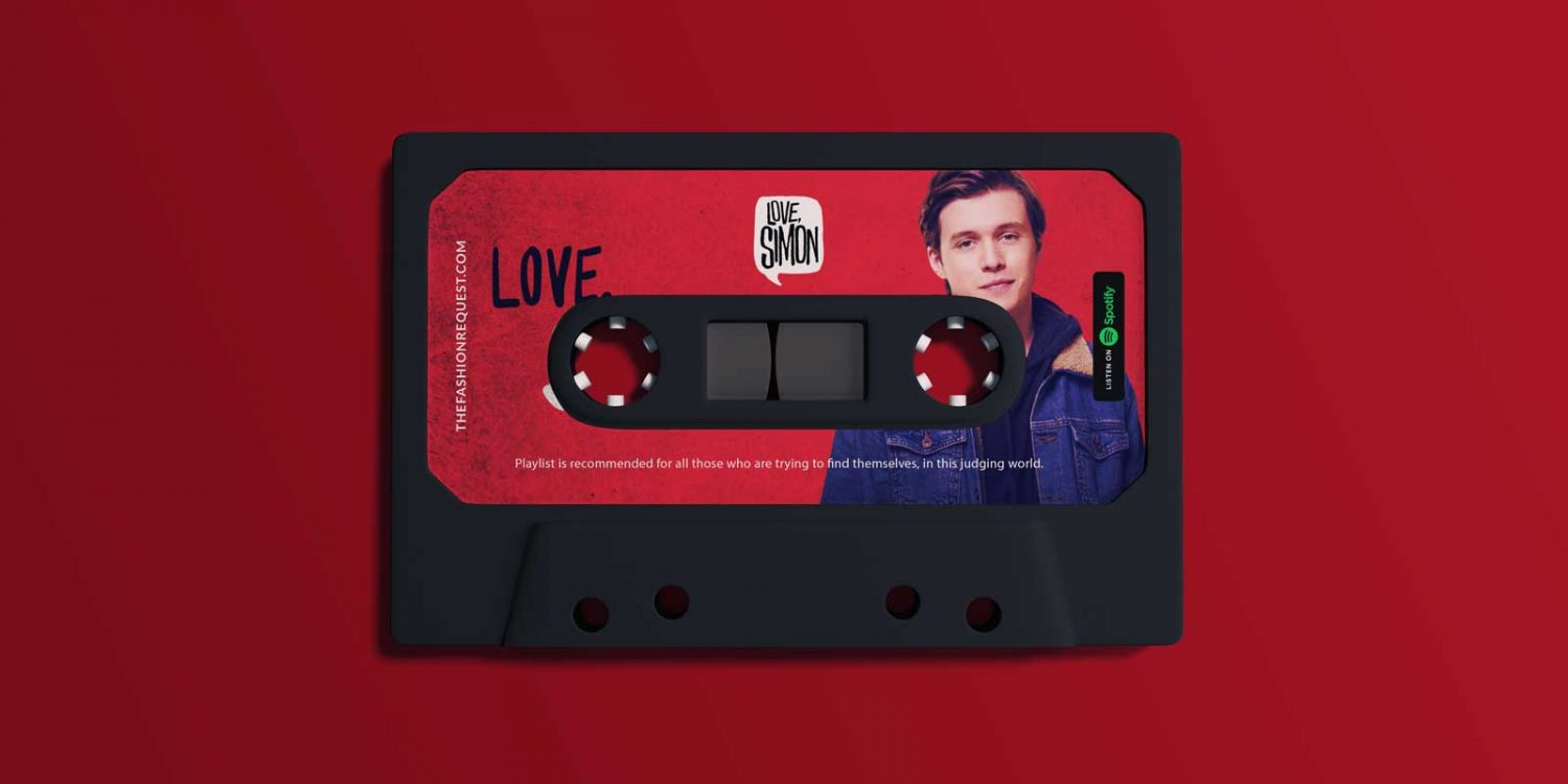 Spotify Love Simon Inspired Playlist