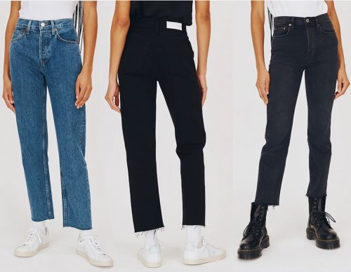 Sustainable Jeans Loft Collection
